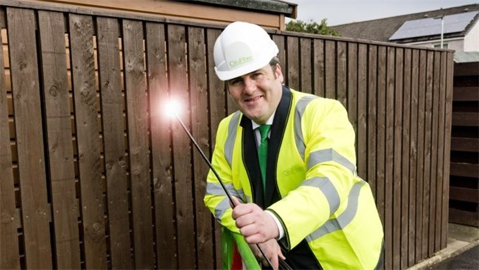 Scottish Government offers rates relief for firms installing fibre broadband infrastructure