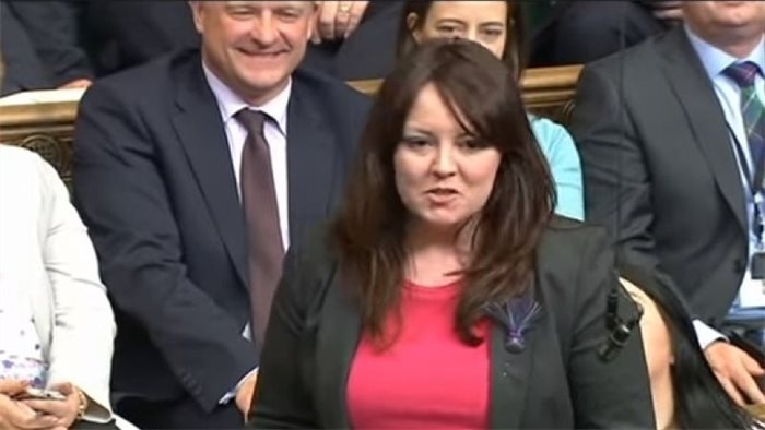 Former MP Natalie McGarry jailed for 18 months for embezzlement
