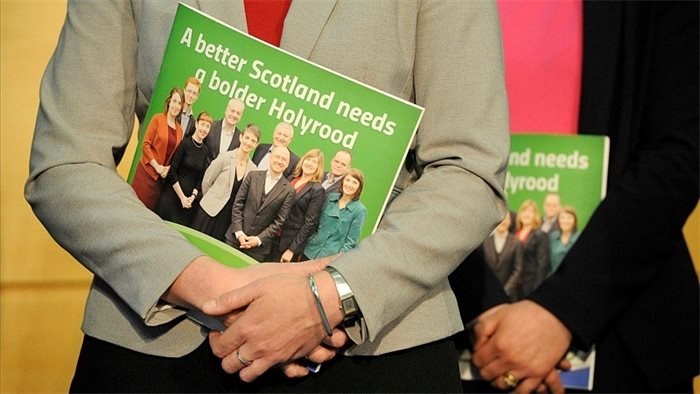 Nominations for new Scottish Green co-leaders close