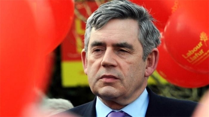 "Gordon Brown accuses John McDonnell of falling into a ""nationalist trap"" on indyref2"