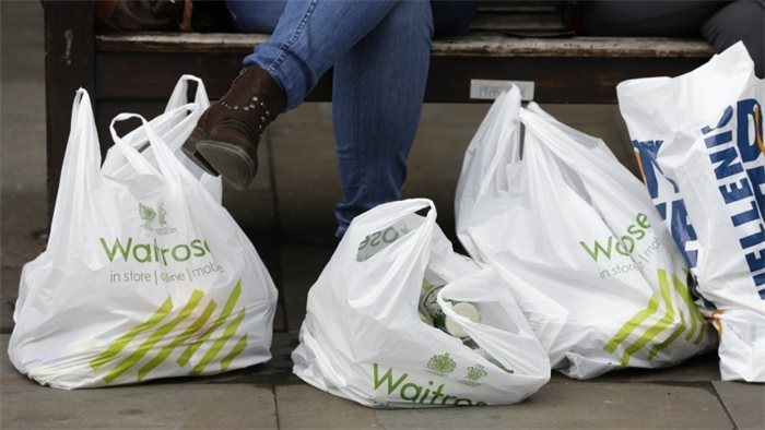 How the plastic bag charge changed Scotland