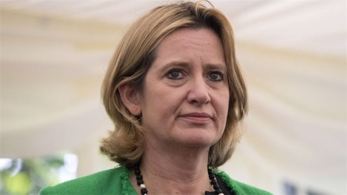 Home Secretary Amber Rudd says intelligence failure did not cause Westminster attack