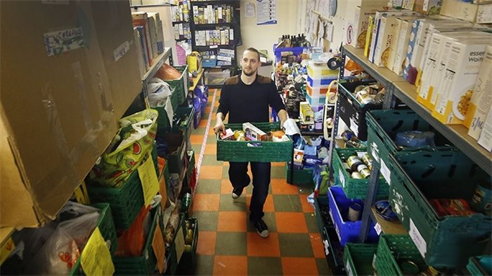 Conservative welfare reform blamed for rising hunger and foodbank use