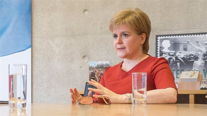 Hope rising: Interview with First Minister Nicola Sturgeon