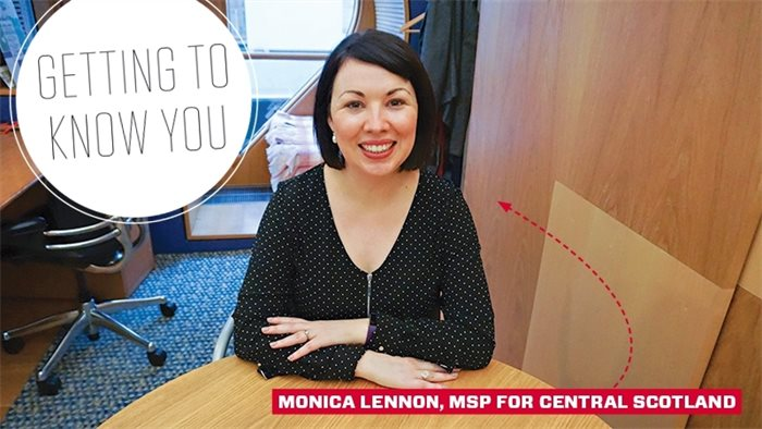 Getting to know you: Monica Lennon