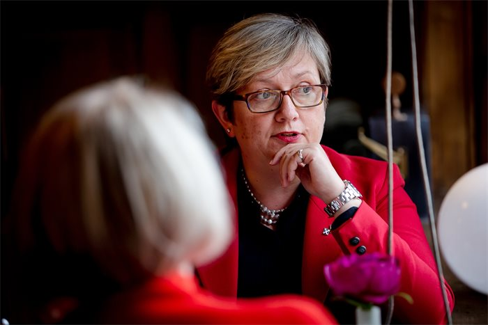 With a cherry on top: Exclusive interview with Joanna Cherry