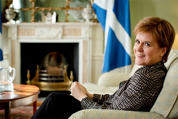 Exclusive interview: Nicola Sturgeon on offering Scots the choice of a better future