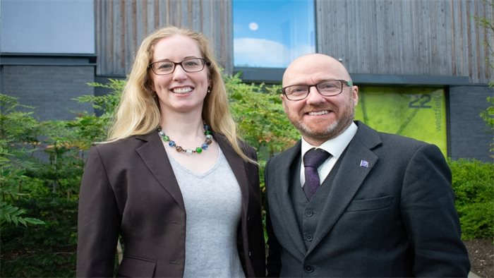 Scottish Greens aim for 16 MSPs at next Scottish Parliament election
