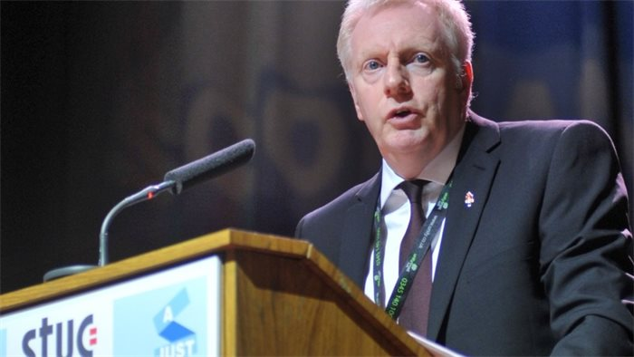 STUC General Secretary Grahame Smith to retire after 14 years