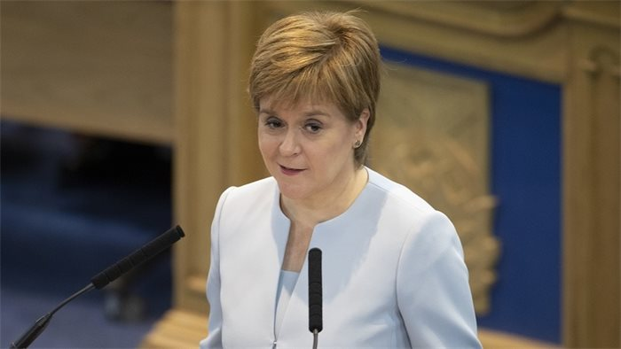 Nicola Sturgeon says NHS 'not for sale at any price'