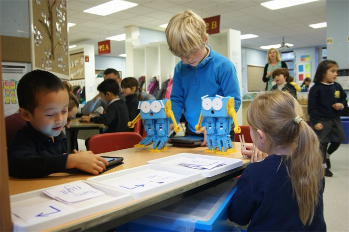 Child's play: how robots are becoming a part of the classroom