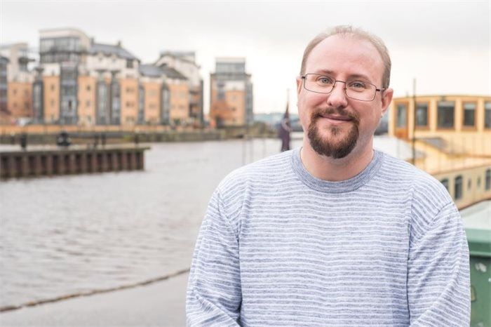 Making the change: Exclusive interview with Scottish Trans Alliance manager James Morton