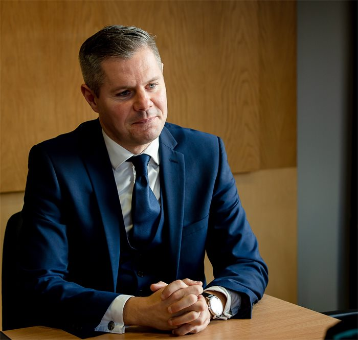 Show me the money: exclusive interview with Derek Mackay on Scotland's budget