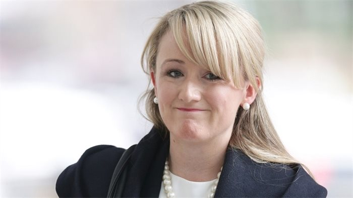 Jeremy Corbyn describes Rebecca Long-Bailey as 'our candidate for leader'