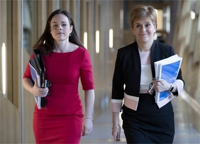 Scandals and polls: if Nicola Sturgeon wants to build support for independence, her party needs to clean up its act