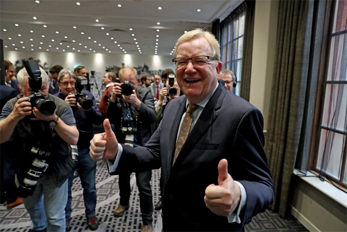 Jackson Carlaw elected leader of Scottish Conservatives