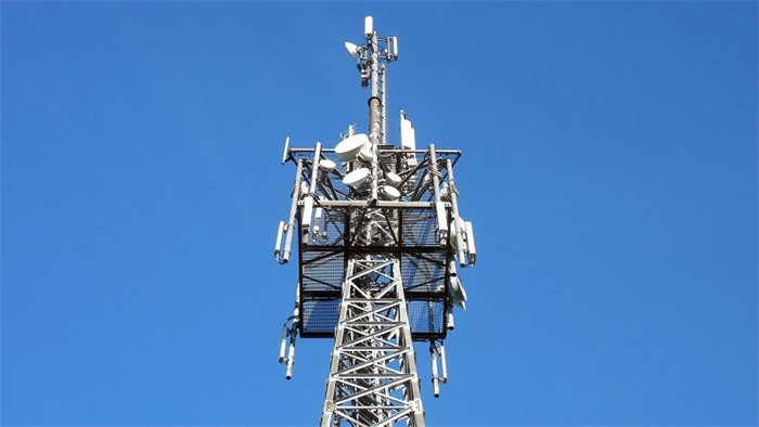 First 4G mast installed in Wigtownshire