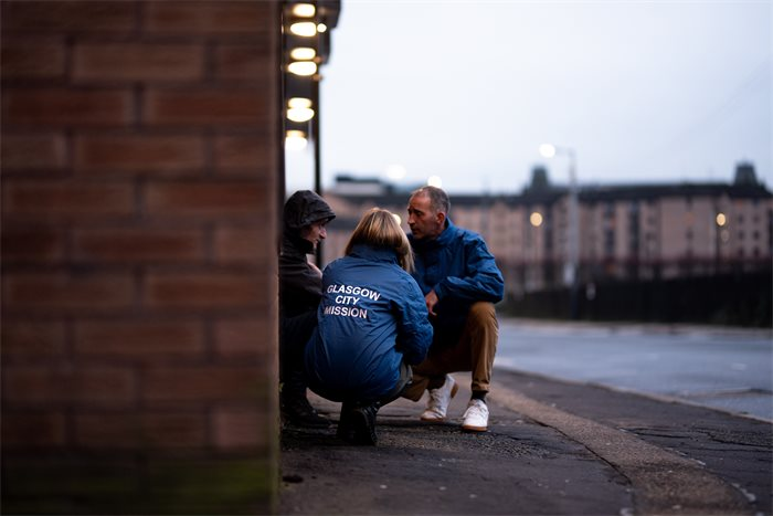 On the frontline of tackling the drugs crisis with Glasgow City Mission