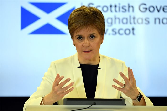 Sturgeon urges public to 'do the right thing' before government has to enforce a lockdown