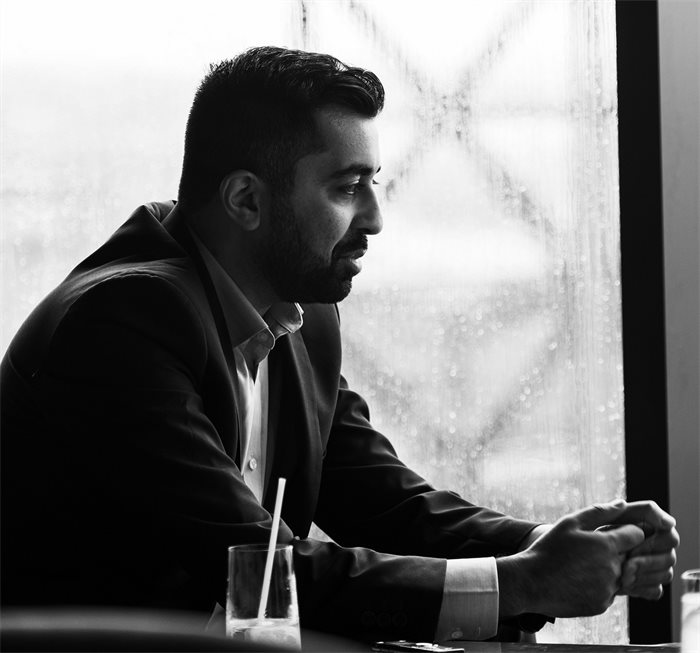 'All of us are contemplating things we just never would have imagined': interview with Humza Yousaf