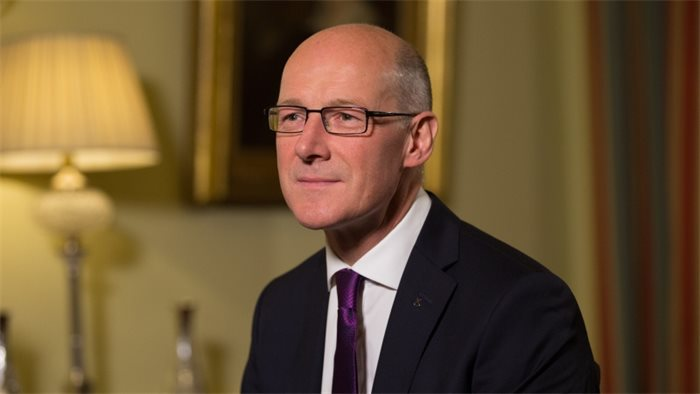 'Inconceivable' that all pupils would return to school on the same day, John Swinney says