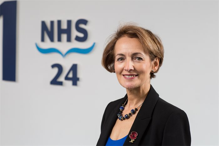 On the frontline: NHS 24's 'crucial' role in fighting COVID-19