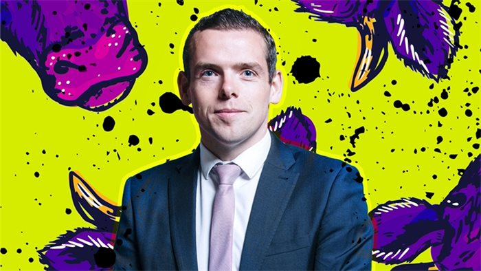 Moo-ving on up: interview with Scotland Office minister Douglas Ross