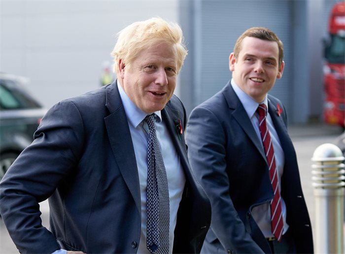 Douglas Ross resigns from government over Dominic Cummings scandal