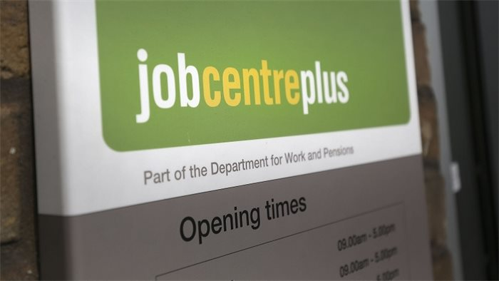 Unemployment in Scotland highest in the UK at 4.3 per cent
