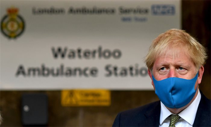 Boris Johnson vows £3bn funding boost to get NHS 'battle ready' for winter