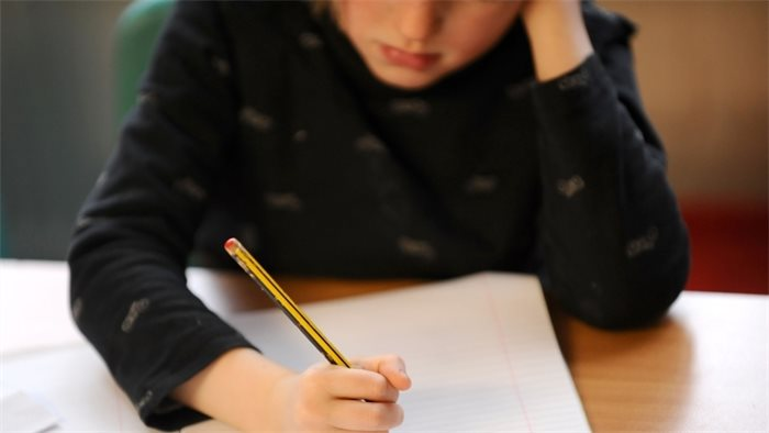Almost 70 per cent of Scotland's disadvantaged young people struggled to do any school work in lockdown
