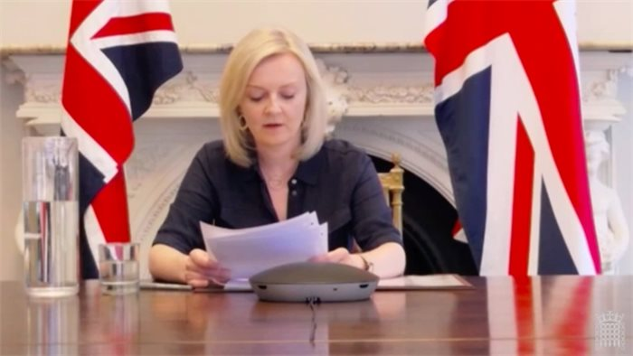 UK could seal trade deal with Japan this week despite Liz Truss Stilton demands