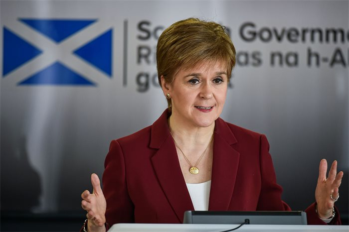 Alex Salmond 'formed belief' that requests to settle complaints through arbitration were being blocked, says Nicola Sturgeon