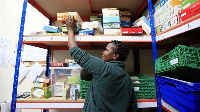 Food banks to receive digital boost from tech company