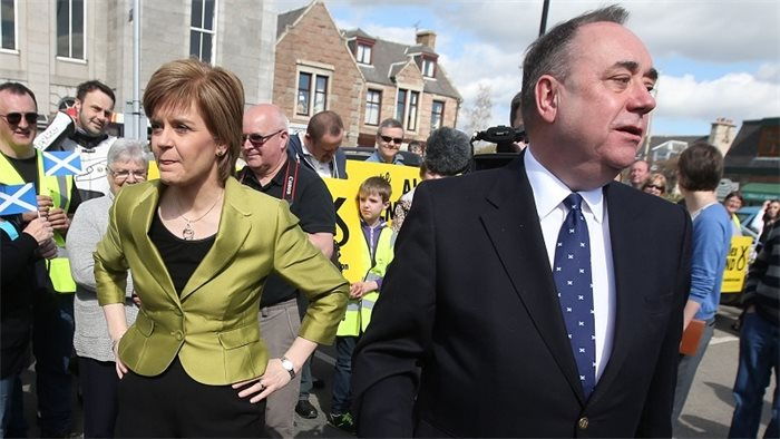 Alex Salmond calls for expansion of investigation into whether Nicola Sturgeon breached ministerial code