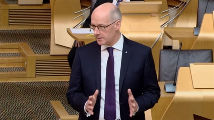 John Swinney announces cancellation of Higher and Advanced Higher exams in 2021