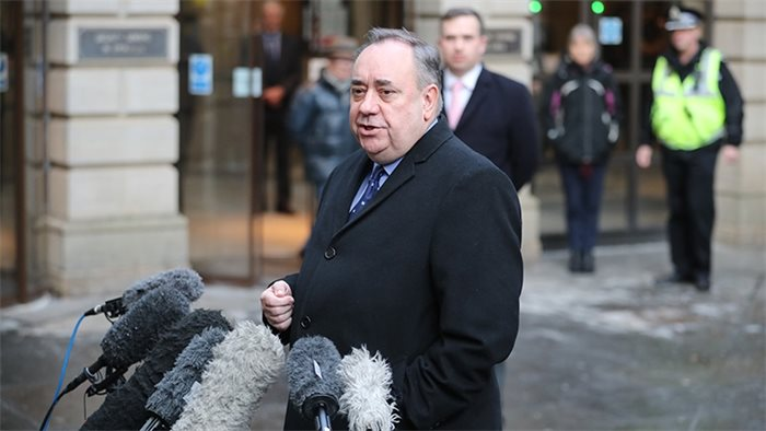 Alex Salmond will not appear at Holyrood inquiry on Tuesday