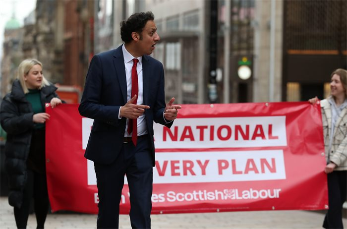 Scottish Labour to put Anas Sarwar's name on all ballot papers