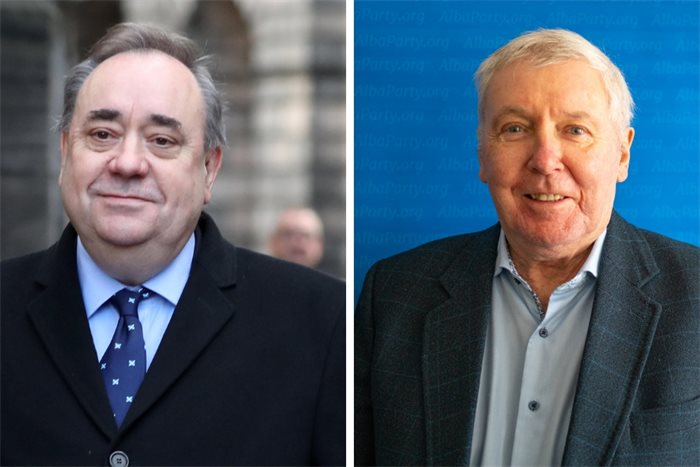 Two former SNP provosts defect to Alex Salmond's Alba