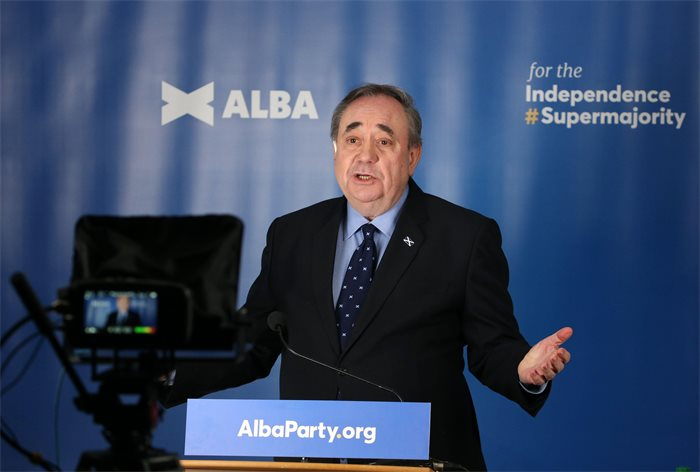 Alex Salmond calls for independence negotiations to start in 'week one of the new parliament'