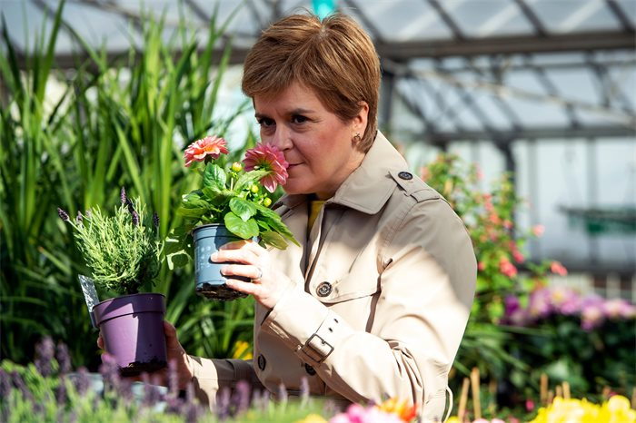 Nicola Sturgeon rejects Alex Salmond demand to start immediate independence negotiations