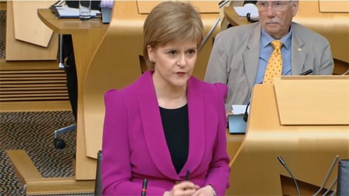Nicola Sturgeon announces deal has been reached on the fiscal framework