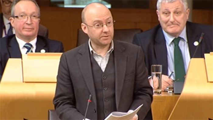 Donald Trump is 'dangerous extremist', says Scottish Green MSP Patrick Harvie