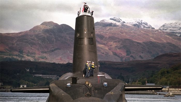 Trident jobs threatened by Labour says Michael Fallon