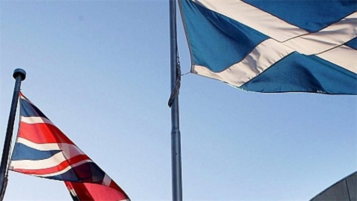 Public trust in Scottish Government three times higher than in UK counterpart