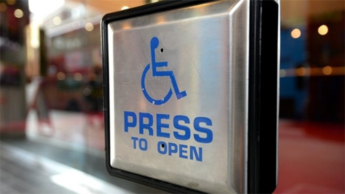 Where are all the disabled MSPs?