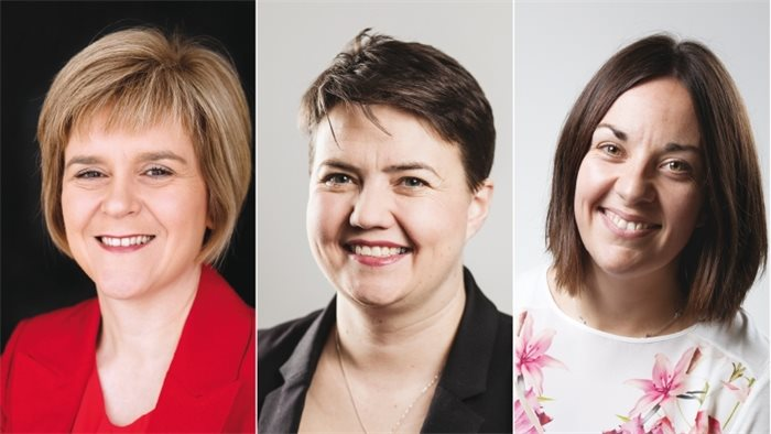 Q&A with Scotland's female political leaders
