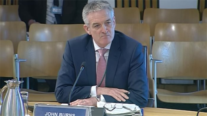 NHS Ayrshire and Arran will 'require further loans', MSPs hear