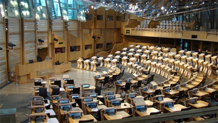 Scottish Parliament backs 'people's vote' on Brexit