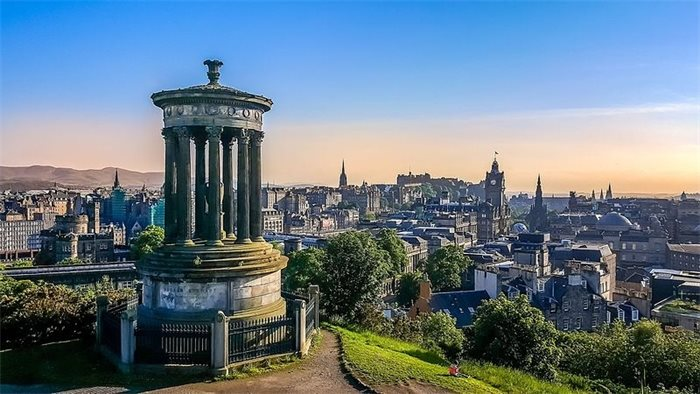 Edinburgh chosen to join climate action network